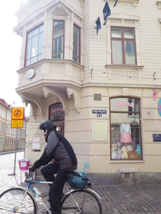 bike and Kawaii shop