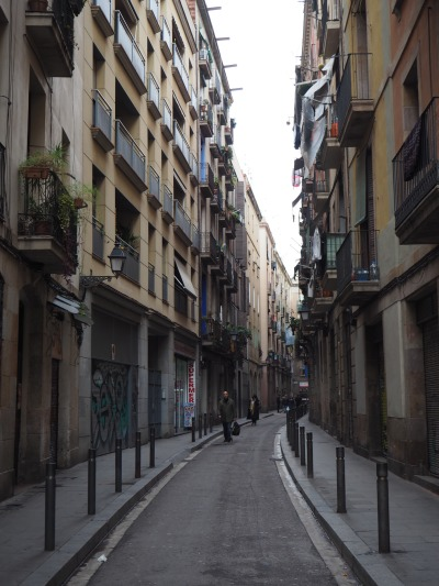 the lines of Raval