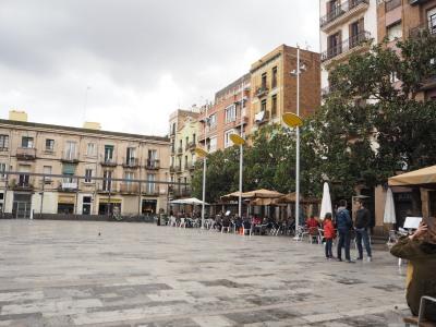 Plaza del Sol in winter