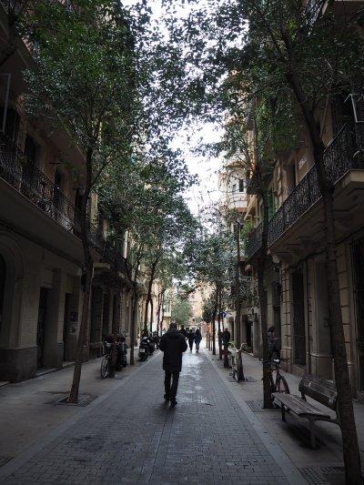 streets of Gracia