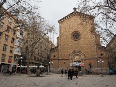 Plaza de la Virreina