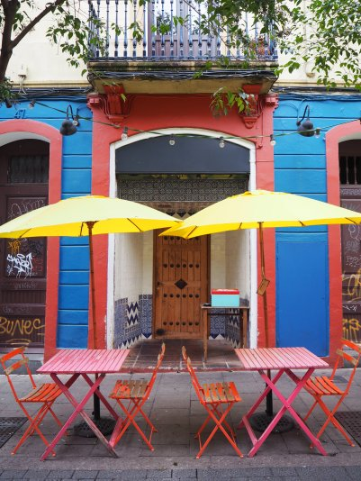 colors of Cantina Machito