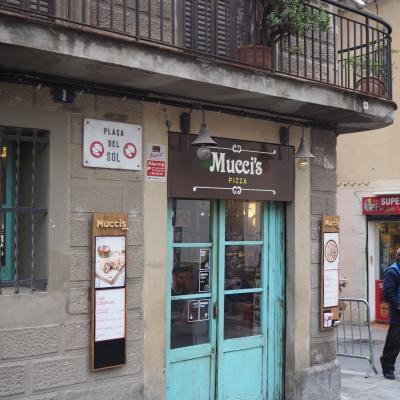 bar on Plaza del Sol