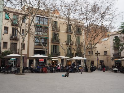 Plaza de la Vila de Gracia