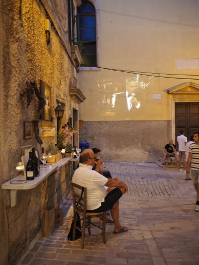 atmosphere in Rovinj, Croatia