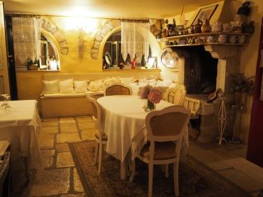 inside interior