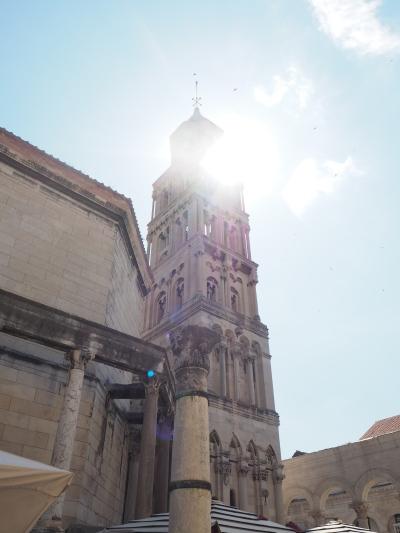 Split's famous tower