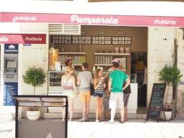 ice-cream in Split