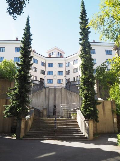 Oslo version of Spanish Stairs