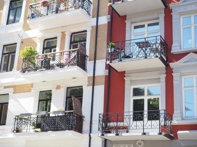 life of balconies