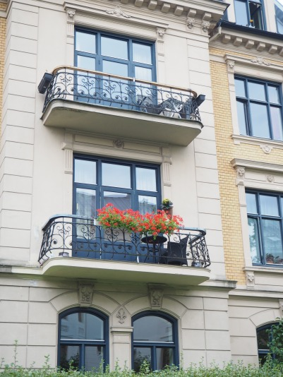 balconies are love