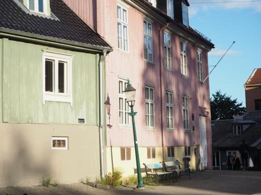 poet Wergeland was born here