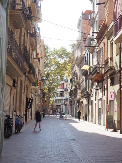 streets around the market