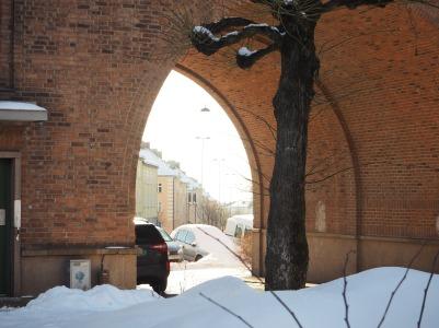 arches of Torshov