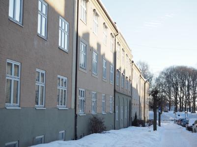 noble classical facades