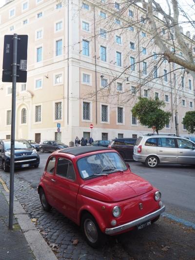 the most Roman(tic) car
