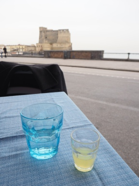 Limoncello in Naples