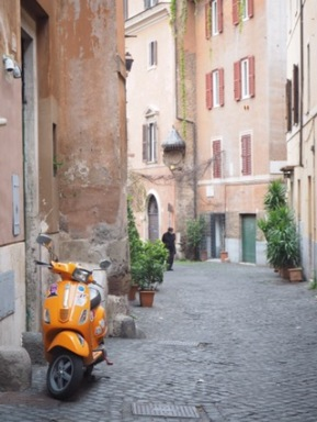 a postcard view