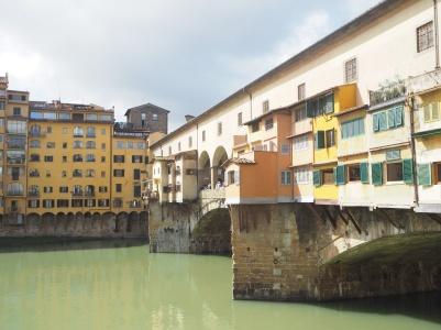 Ponte Vecchio close