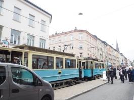 the museum tram