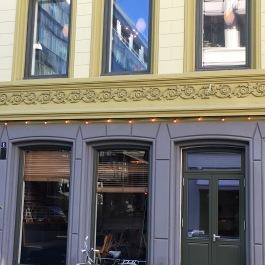 Oslo facades