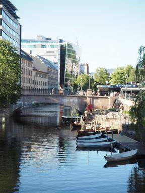 Vaterlands bridge