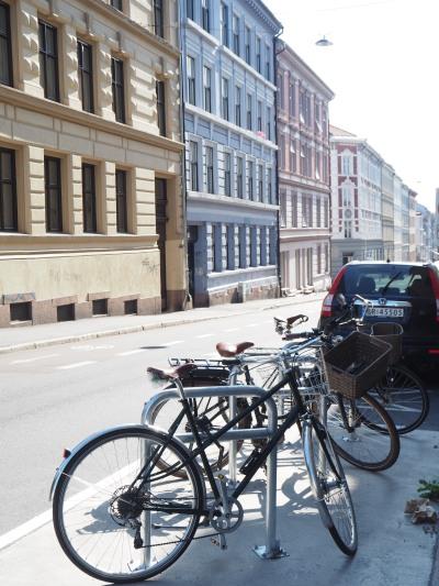 pretty bike corner