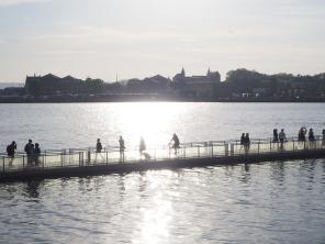 walk to Sørenga