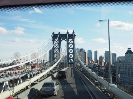 crossing over to Brooklyn