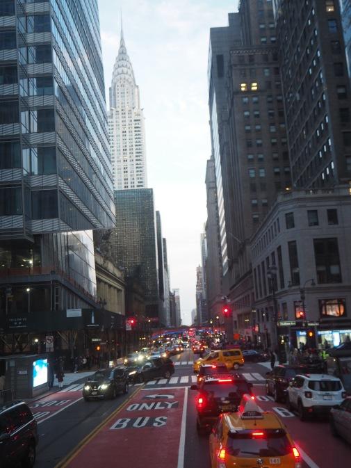 typical traffic feeling