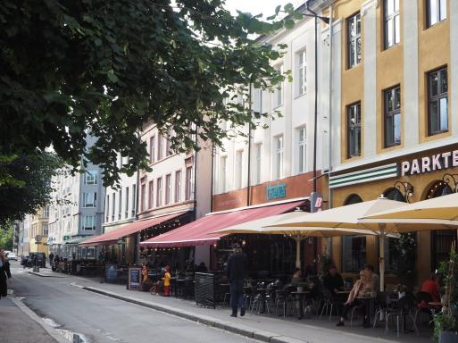 facades of Oslo